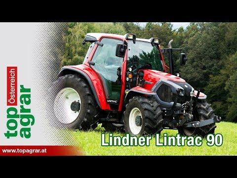 Lindner Lintrac 90 im Test