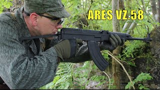 Ares SA VZ.58 Review At Section8 Scotland