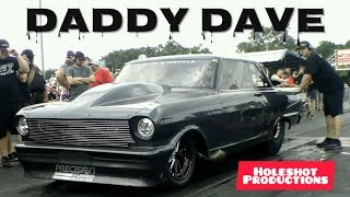 Daddy Dave Races In Promod Class At Kansas  Nternationals Dragways Summer Nationals