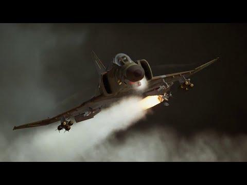 Ace Combat 7 (PC) Phantom-Only Ace Run - Mission 08: Pipeline Destruction |
