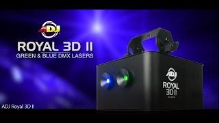 Video ADJ Royal 3D II download MP3, 3GP, MP4, WEBM, AVI, FLV Juni 2018