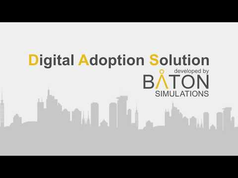 Introducing DAS - Digital Acceleration Solution - By Baton