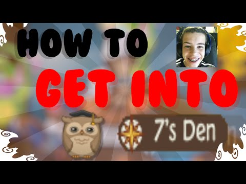 How To Get Into 7's Den (Aparri's Banned Account)
