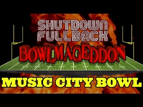 2012 Music City Bowl by Shutdown Fullback