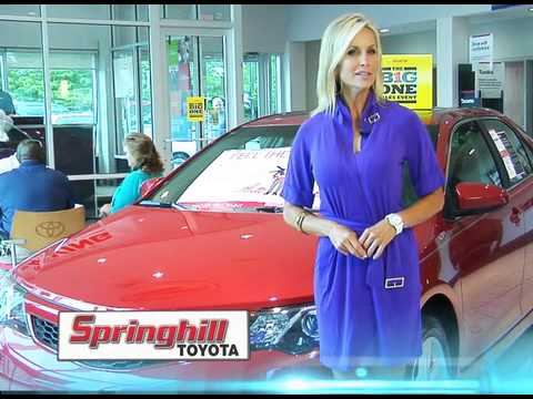 Attractive Trade In Value And Out The Door Pricing In 30 Minutes At Springhill Toyota  In Mobile, AL