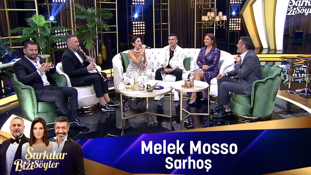 Download Melek Mosso -SARHOŞ
