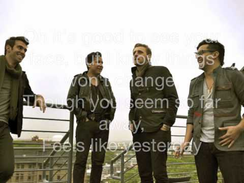 American Authors - Feels Like Yesterday