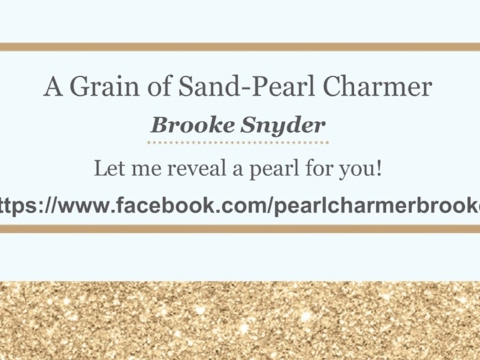 Pearl Charmer Brooke's LIVE pearl party!