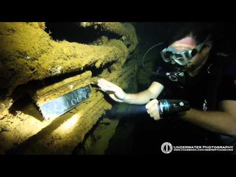 SS President Coolidge 2013 - Deeper Than Diving