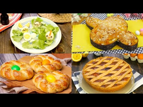 Easter recipes that cannot miss on your table