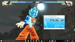 CONFIGURANDO Dragon Ball Z: Budokai Tenkaichi 3 EMULADOR PS2 1.5 !! 60 FPS 100000000%
