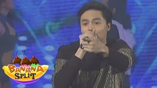 "Sam Concepcion Sings ""mahal Na Mahal"" On Banana Split"