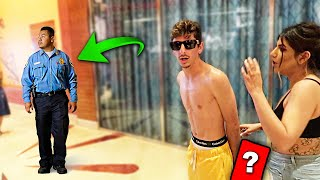 HE TRIED TO GET THIS PAST SECURITY... *Family Vacation*