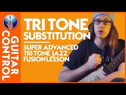 Tri Tone Substitution - Super Advanced Tritone Jazz Fusion
