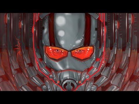 הסודות של מארוול - ANT-MAN