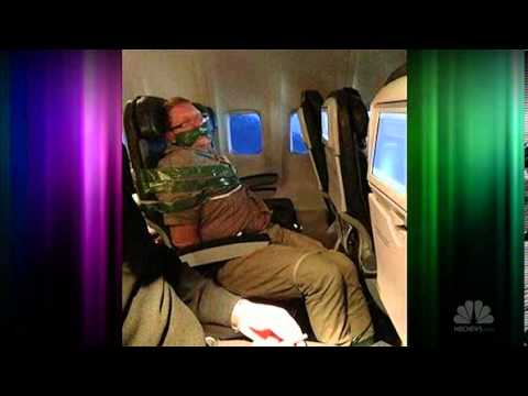 How flight attendants deal with unruly passengers   Travel on NBCNews com