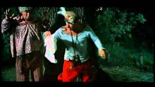 Попандопуло и Сметана делят шмотки(Эпизод из к/ф