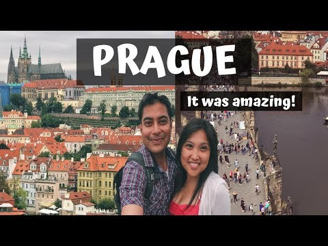 3 DAYS IN PRAGUE 2019: One Of The Most Beautiful City In Europe!