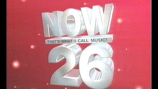 Now That's What I Call Music 26 TV advert - 1993