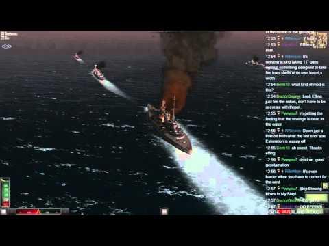 Let's Play Atlantic Fleet - Part 4