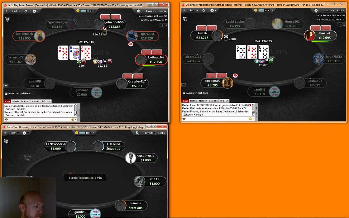 poker im internet um geld spielen