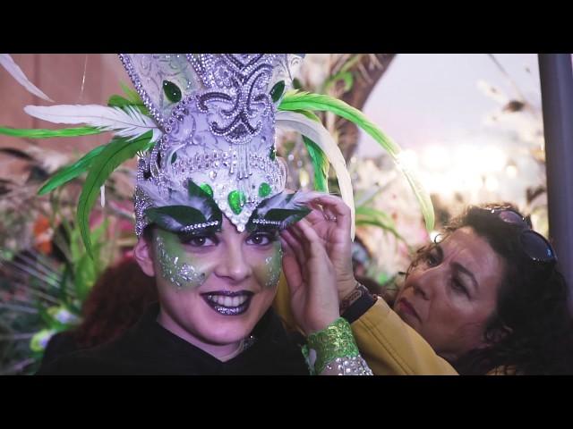 25è aniversari dels Amics de la Part Alta al carnaval de Tarragona - Tràiler