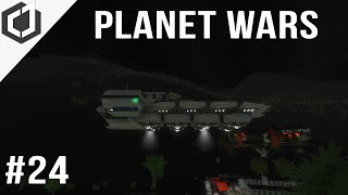 Space Engineers | PLANET WARS - Ep 24 | IT'S A TRAP!