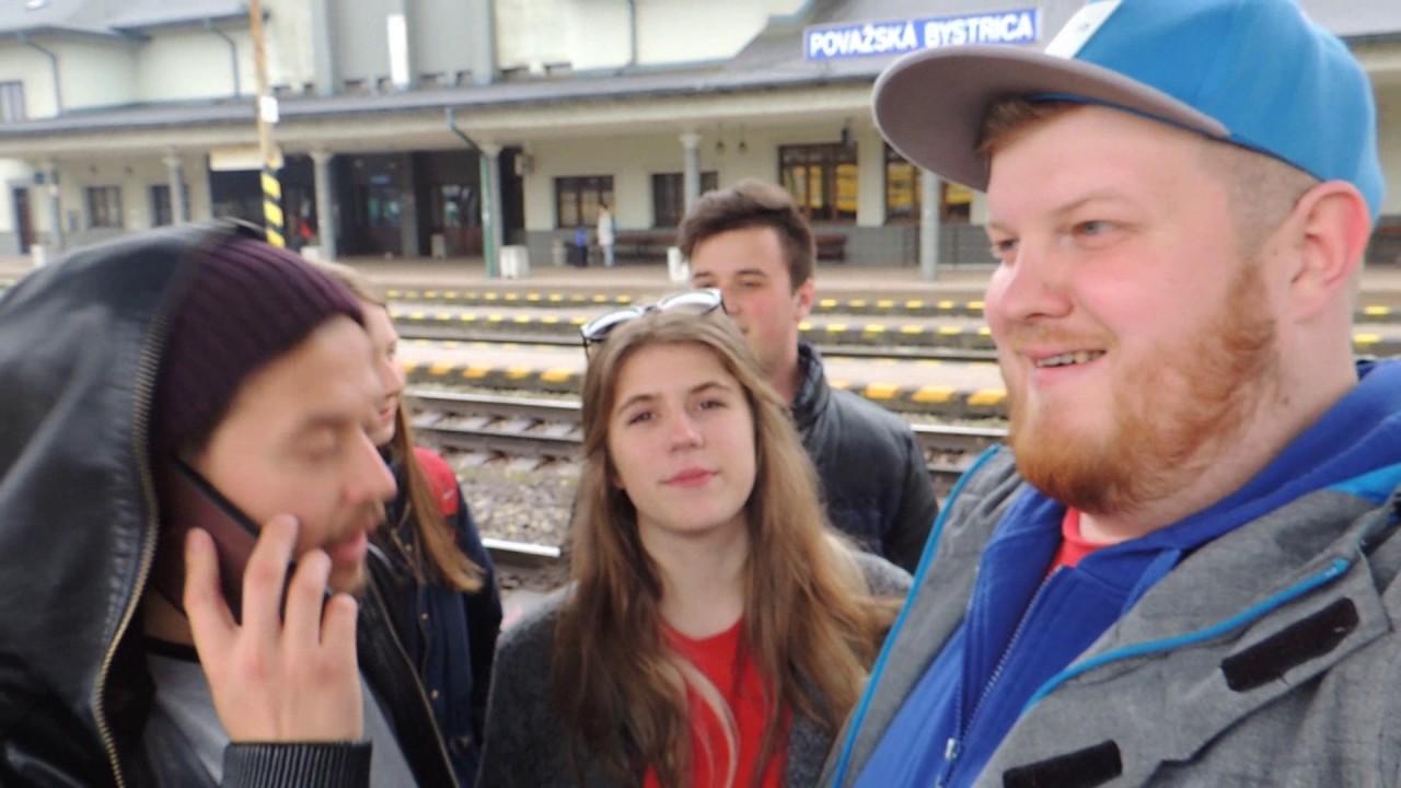 Tur de  Tur de Považská Bystrica - náš prvý vlog :) - YouTube