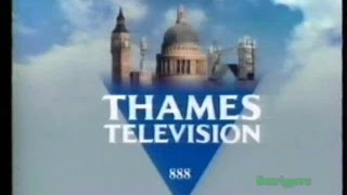 Thames Television Junction 14th December 1992