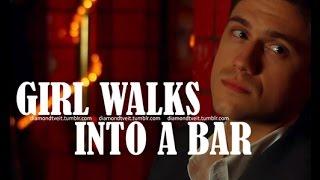 Girl Walks Into A Bar 2011