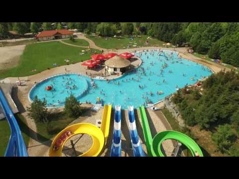 Fabulos Beach Pool with Wave pool