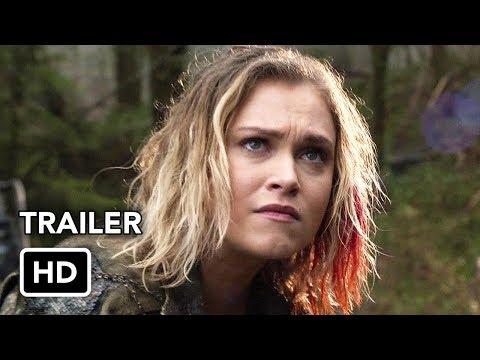 The 100 Season 4 Comic-Con Sizzle Reel Trailer (HD)
