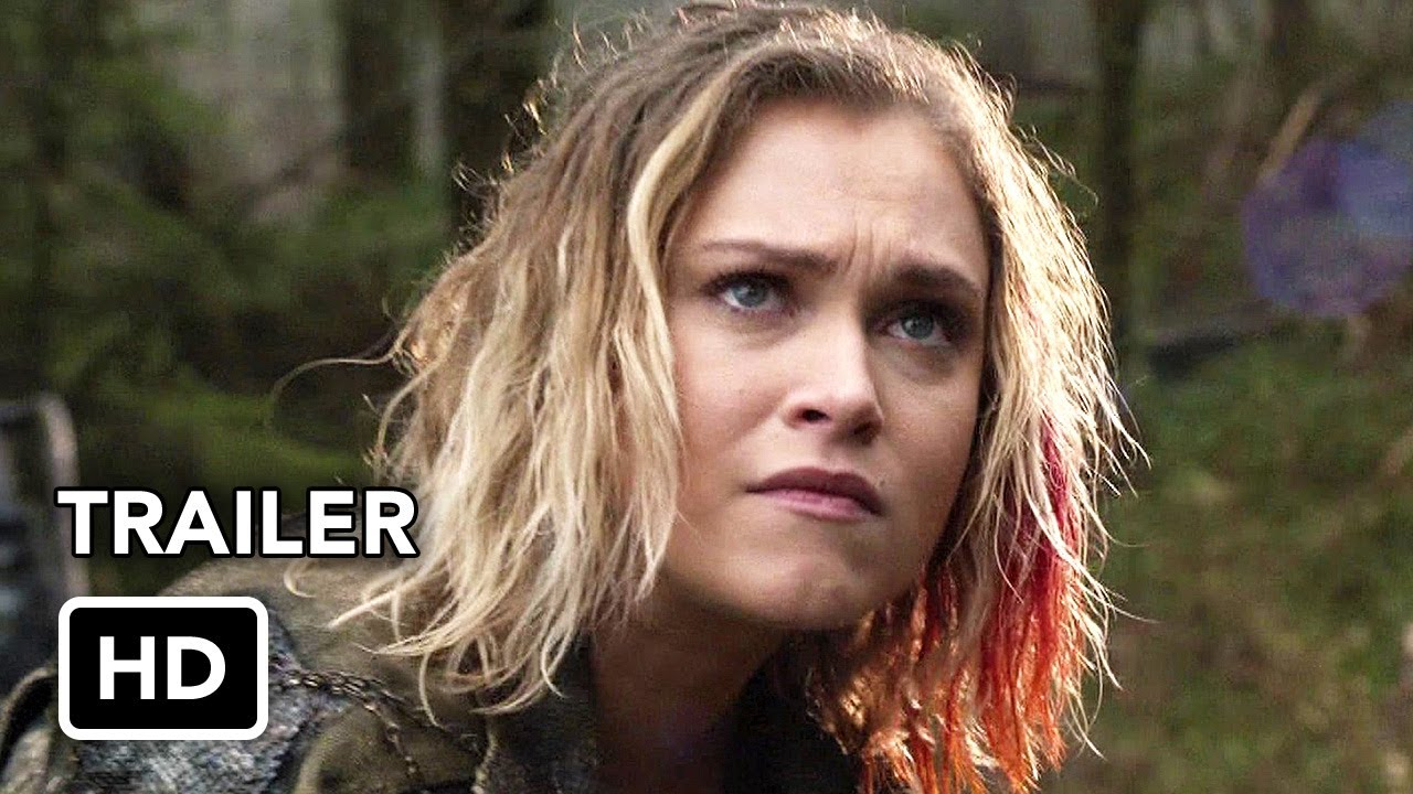 The 100 Season 4 Comic-Con Sizzle Reel Trailer (HD)