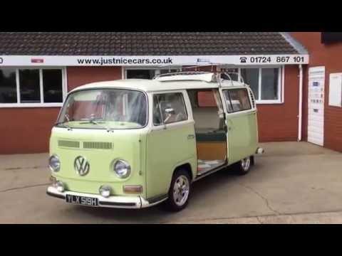 1970 (H) Volkswagen Camper 1.6 T2a Camper Baywindow 1600 (For Sale)