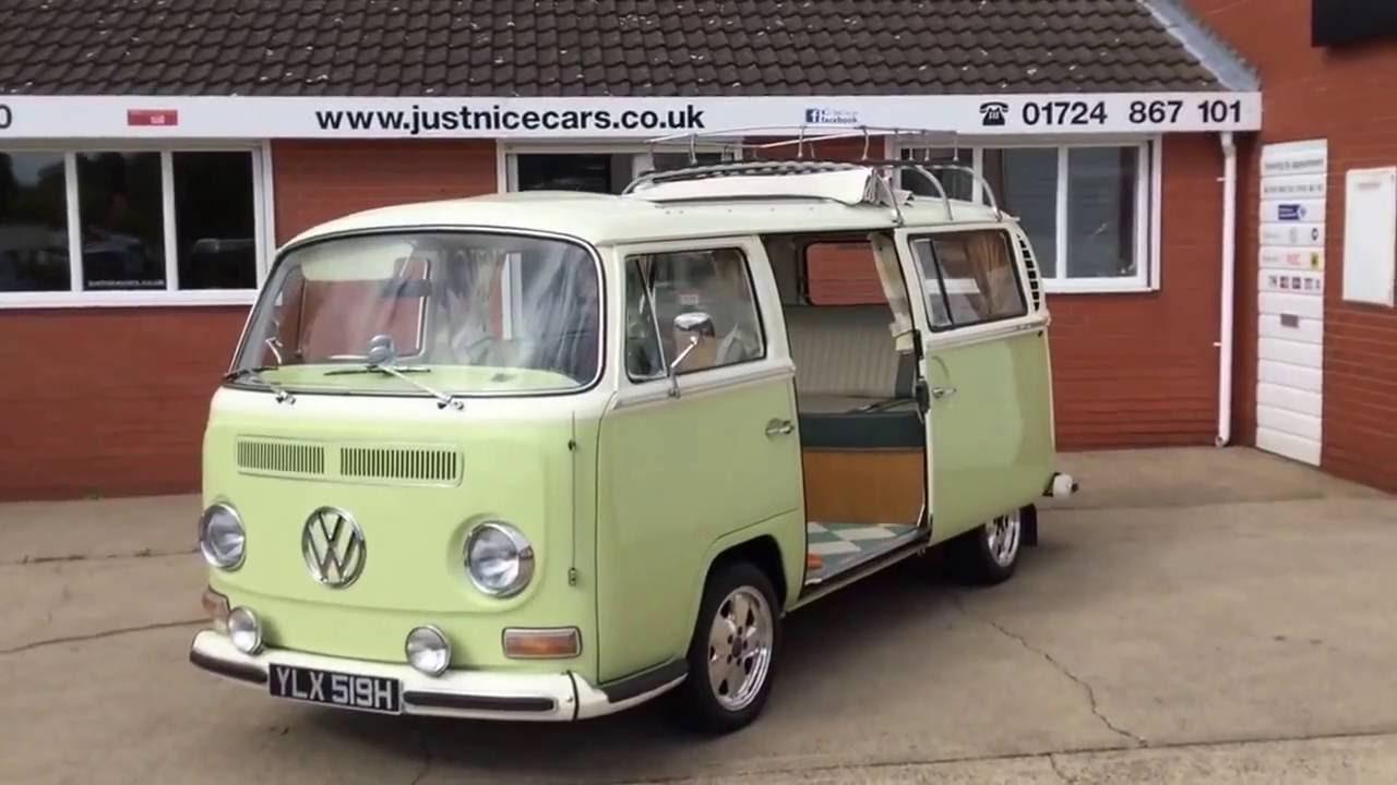 246153a191e60e 1970 (H) Volkswagen Camper 1.6 T2a Camper Baywindow 1600 (For Sale ...
