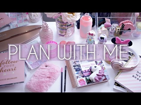 Plan with Me - My Daily Routine