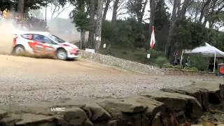 World Rally Championship - Rally Italy Saturday Evening Wrap Paul King