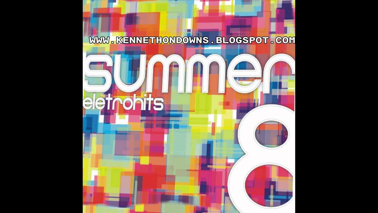cd summer eletrohits 2012 volume 8