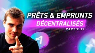 Tutorial Prêts & Emprunts décentralisés   Obtenir des intérêts avec AAVE [DeFi #1]