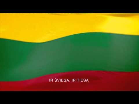 Lietuvos Respublikos himnas (sutitruotas) HD