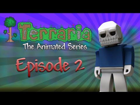 Terraria: The Animated Series - Episode 2