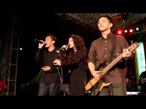 [LIVE] 24.02.2013 HiVi! - Selalu di Hati + Orang Ketiga