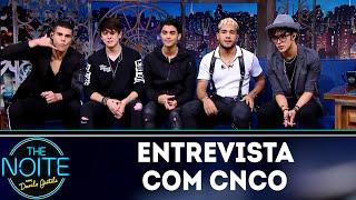 Baixar Entrevista com CNCO | The Noite (21/05/18)