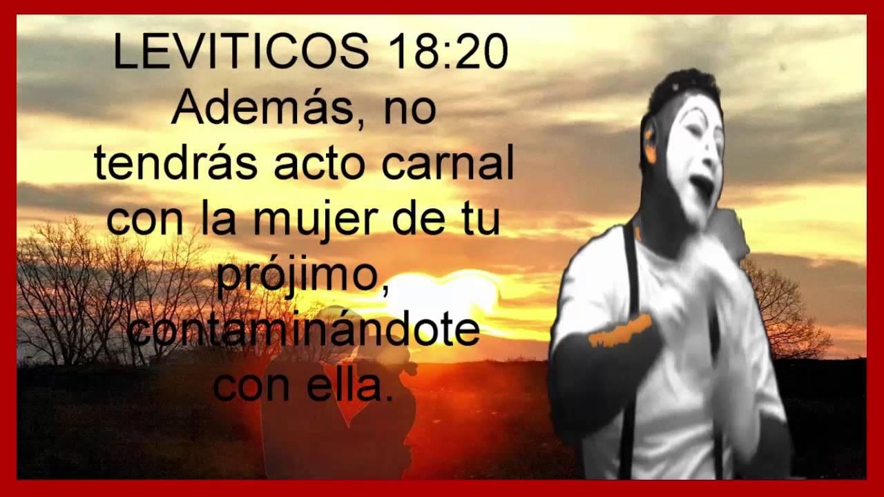 Versiculos De La Biblia De Animo: Infidelidades En Versiculos Biblicos Y Amistad (Leviticos