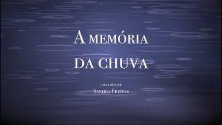 capa de A Memória da Chuva de Sandra Freitas