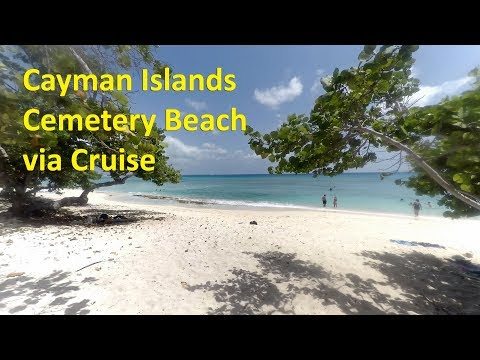 Grand Cayman via Cruise - Cemetery Beach, Public Bus & Cruis