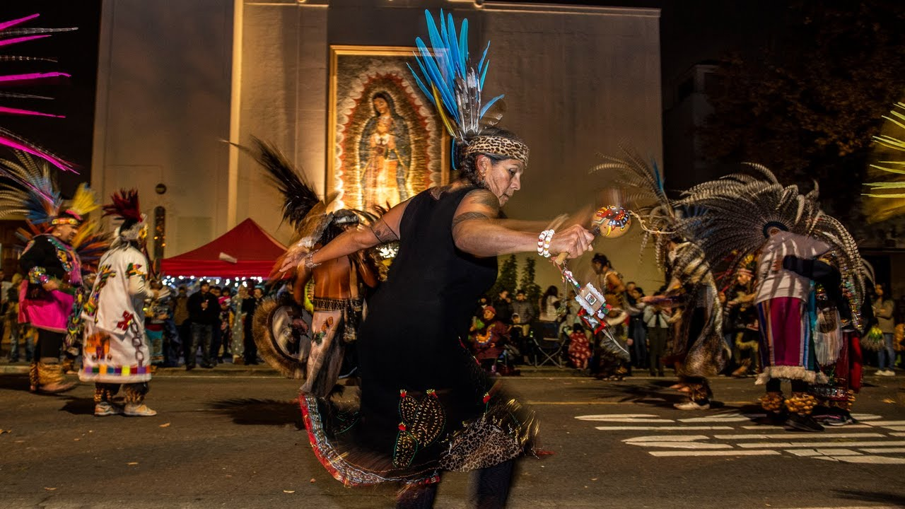 LA gathers for celebration honoring Our Lady of Guadalupe