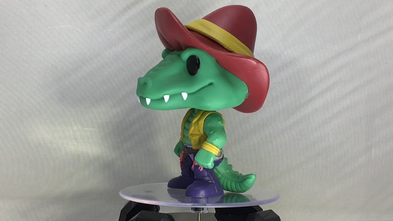 a3f2acaf52b Funko POP! Unboxing Video - TMNT Leatherhead (Specialty Series Exclusive)