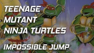 TMNT (Ultra) DOS - The Impossible Jump
