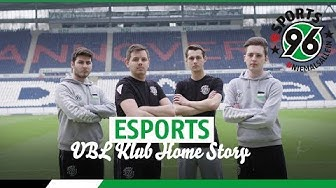 eSports | Unser Team in der VBL Klub Home Story